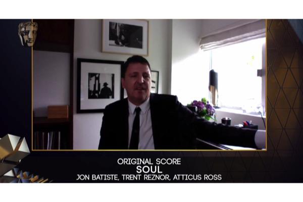 BAFTA 2021 : Trent Reznor, Atticus Ross, Jon Batiste, lauréats des British Academy Film Awards