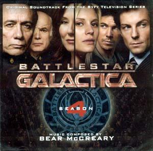 battlestar_galactica,battlestar_galactica4,battlestar_galactica1,battlestar_galactica2,battlestar_galactica3,mccreary, - La 100e édition de La-La Land Records est BATTLESTAR GALACTICA Saison 4