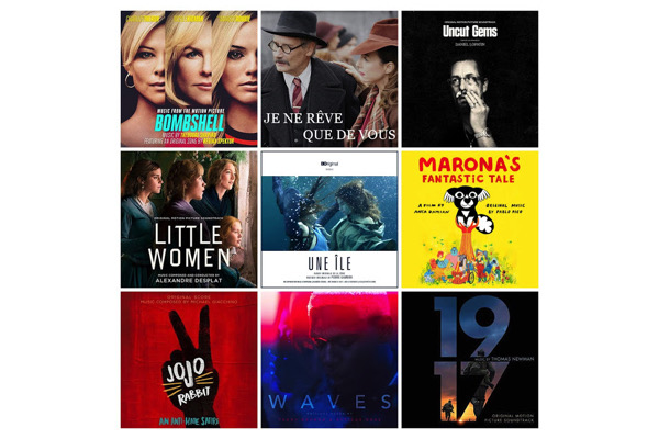 Best Of BO : notre selection de Janvier 2020 en musiques de films [Podcast]