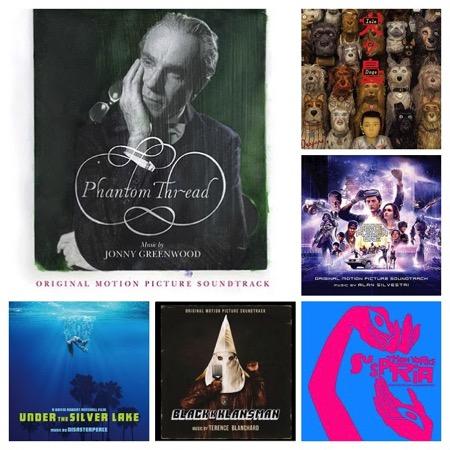 BEST OF des B.O en 2018 : Les meilleures Musiques de Films de l'année écoulée à écouter !