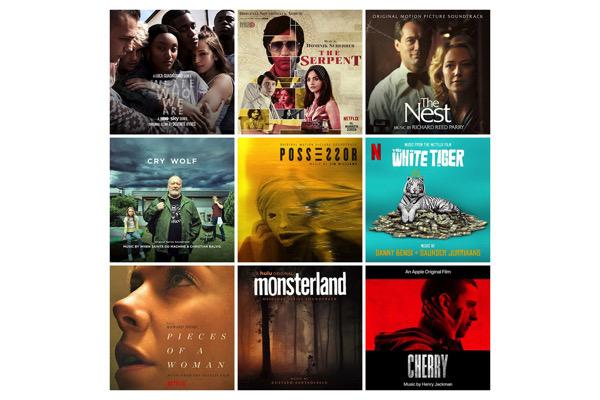 Best Of BO : notre sélection de janvier à Avril 2021 en 20 musiques de films [Podcast]