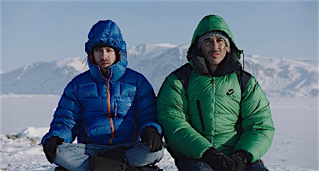 betbeder,voyage-au-groenland,marie-et-naufrages, - Interview Sébastien Betbeder veut des mélodies et de l'émotion (Voyage au Groenland)