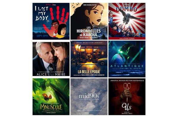 ,bo-hebdo,best_of_cinezik, - Best Of BO : Bilan 2019 des meilleures Musiques de Films