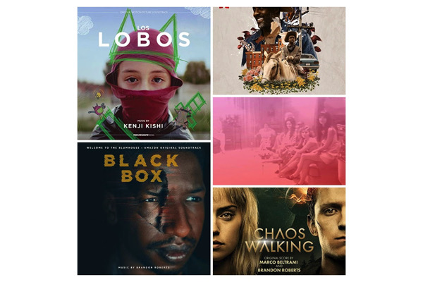 Sorties de BO : les musiques de films disponibles au 3 avril 2021