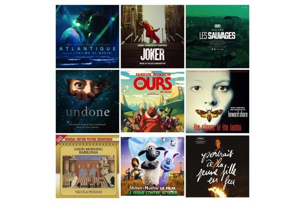 ,bo-hebdo,benoit_basirico, - B.O-rama Octobre 2019 (Emission mensuelle, l'intégrale) • La Musique de film, sur Aligre FM
