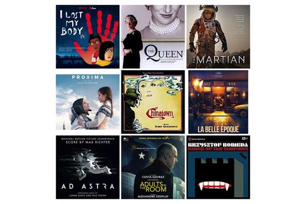 ,bo-hebdo, - B.O-rama Novembre 2019 (Emission mensuelle, l'intégrale) • La Musique de film, sur Aligre FM