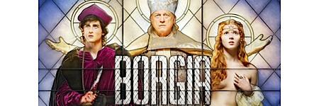 borgia,morin, - Cyril Morin dans les costumes de BORGIA