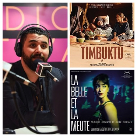 bouhafa,timbuktu,belle-et-meute, - Cannes 2018 / Radio Festival : Le compositeur Amine Bouhafa, 4 films à Cannes (de TIMBUKTU à AMIN)