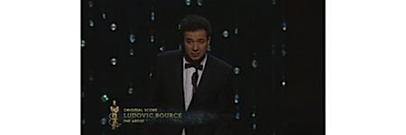 bource,artist,oscar,@, - Oscars 2012 : Le français Ludovic Bource vainqueur !