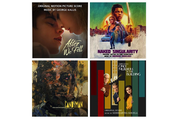 Sorties de BO : les musiques de films disponibles au 28 août 2021