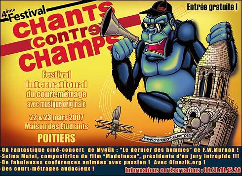 mutal,reyes, - 4è Festival Chants contre Champs