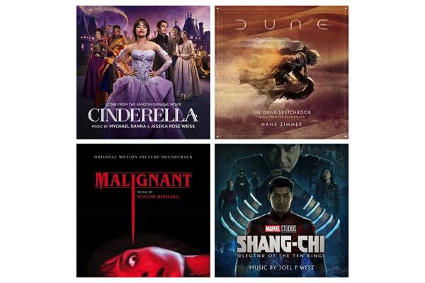 Sorties de BO : les musiques de films disponibles au 4 septembre 2021
