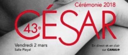 cesar,@,rebotini,julien,williams-j,myd,chedid, - César 2018 / les nominations annoncées : la musique est un prix de plus pour les plus nommés