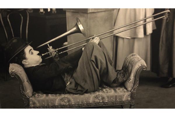 chaplin, - Charlie Chaplin, compositeur de cinéma