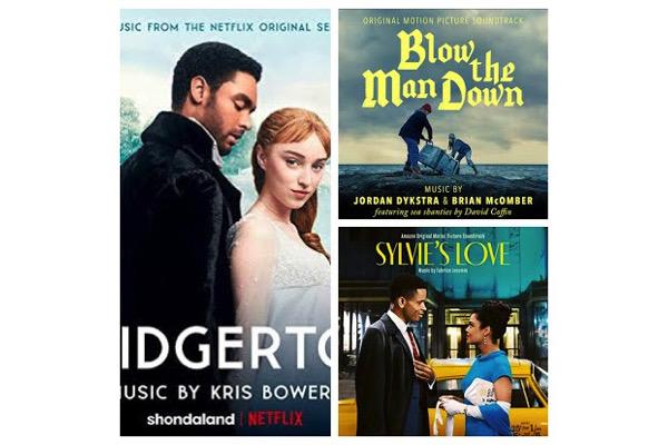 chronique-des-bridgerton2020110716,blow-the-man-down2020120715,good-morning-midnight,sylvies-love2020112612, - Sorties de BO : les musiques de films disponibles au 26 décembre 2020