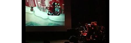 adenot,@, - Ciné-concert de la Master-class d'Aubagne 2012 dirigée par Pierre Adenot