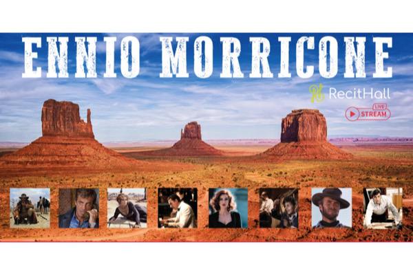 Livestream : Ciné-Trio 100% Ennio Morricone, un concert en diffusion simultanée sur Internet