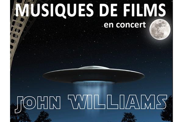 ,@,williams, - Ciné-Trio en Livestream : Concert John Williams
