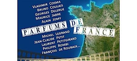 ,@, - Ciné-Trio #11 : Parfums de France (@Cinetrio3 #Cinetrio)