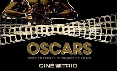 ,@, - Ciné-Trio #17 : les Oscars en musique