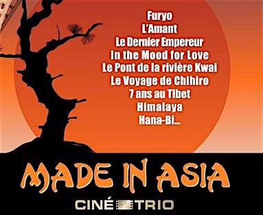 in-the-mood-for-love,dernier-empereur,amant,hana-bi,voyage-de-chihiro,furyo,@, - Concert Ciné-trio #28 : Made in Asia