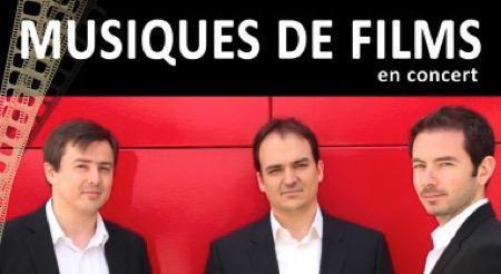 ,@, - Ciné-trio #30 : le concert du 3e album
