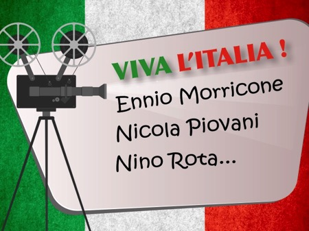 ,@, - Ciné-trio #32 : Viva l'Italia !
