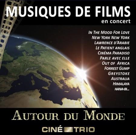 ,@, - Ciné-Trio #36 : autour du monde
