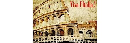 ,@, - Ciné-trio #6 : Viva l'Italia ! - Ennio Morricone, Nino Rota, Nicola Piovani...