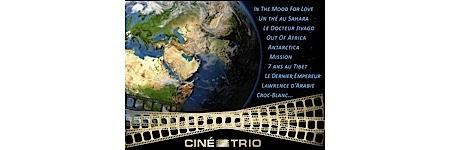 ,@, - Ciné-trio #7 : Voyage - Un tour du Monde en 80 minutes !