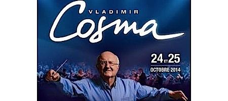cosma,@, - Vladimir Cosma revient au Grand Rex pour deux concerts symphoniques (@vcosma1)