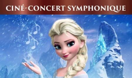 Ciné-Concert - La Reine Des Neiges (en VF) à Salle Pleyel