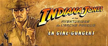 raiders_lost_ark,williams,@, - Retour sur le Ciné-concert INDIANA JONES au Palais des Congrès de Paris