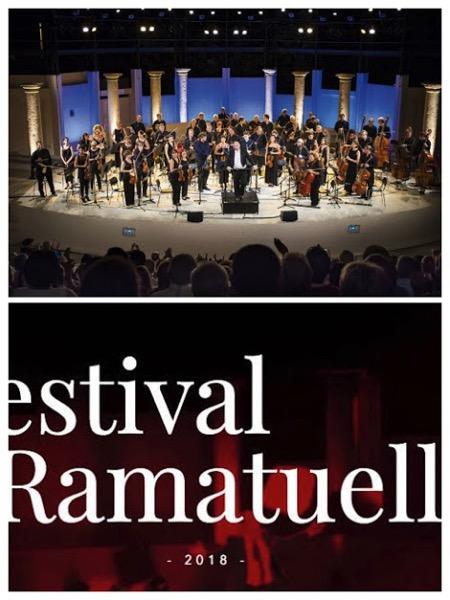 Concert des musiques de Jerry Goldsmith et John Williams par Laurent Petitgirard à Ramatuelle
