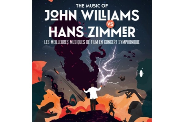 Concert The Music Of John Williams Vs Hans Zimmer Sallepleyel Zimmervswilliams Hanszimmer Johnwilliams Evenement Cinezik Fr