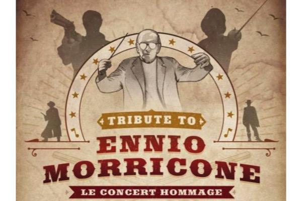 morricone,@, - Concert hommage à Ennio Morricone au Grand Rex de Paris