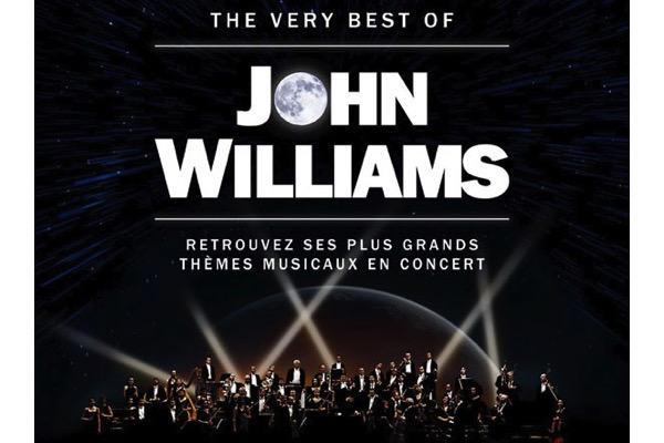Concert : The Very Best of John Williams à Lyon et Paris
