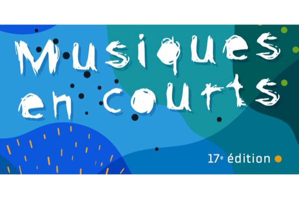 ,@, - Musiques en courts de Sceaux 2020 : Appel à candidatures pour le concours de composition de musique de courts métrages.