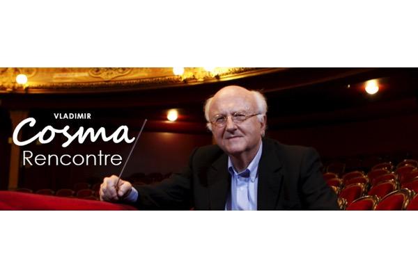 cosma,@, - Rencontre : Vladimir Cosma à la Sorbonne
