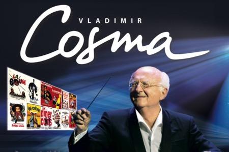 cosma,@, - Concert : Vladimir Cosma revient au Grand Rex
