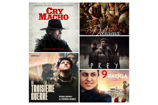 Sorties de BO : les musiques de films disponibles au 11 septembre 2021
