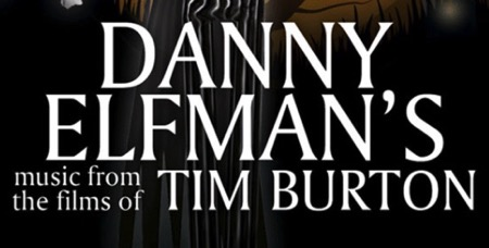 elfman,burton,@, - Concert Danny Elfman, Music From The Films Of Tim Burton, au Palais des Congrès (Paris)