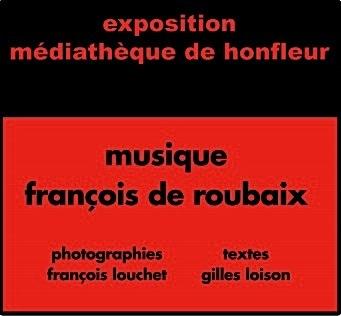 deroubaix, - Exposition et Concert autour de François de Roubaix