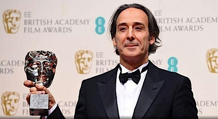 desplat,grand-budapest-hotel,@, - Alexandre Desplat doublement primé aux BAFTAS et aux GRAMMYS
