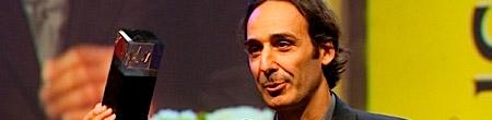 desplat, - Cannes 2010 : le compositeur Alexandre Desplat dans le jury !