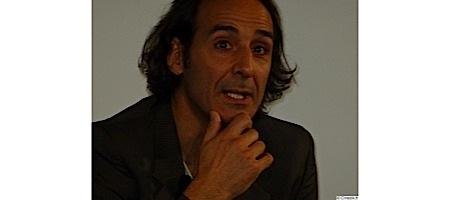 desplat,@, - Venise 2014 : Alexandre Desplat président du Jury, une première pour un compositeur !