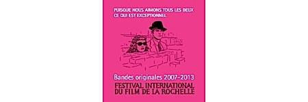 ,@, - Le Festival International du Film de La Rochelle : la musique de ses bandes-annonces disponible !