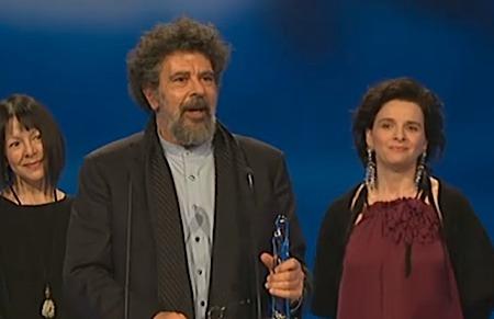 desplat,ghost_2009,polanski,yared, - Alexandre Desplat gagne aux European Film Awards, et Gabriel Yared honoré