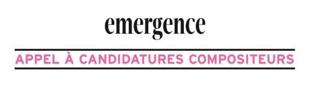emergence,@,sacem, - Emergence 2019 : les candidatures du programme Musique & Cinéma sont ouvertes !