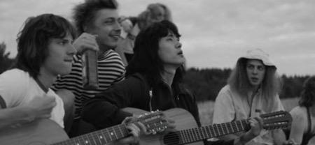 ete2019, - Cannes 2018 : LETO (L'été), film rock dans un mélange d'énergie galvanisante et de tendresse.